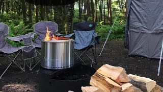 Camping on the Oręgon Coast - Cape Lookout State Park Campground Review
