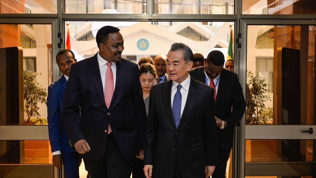 Image result for China-Africa cooperation features mutual benefit - Wang Yi
