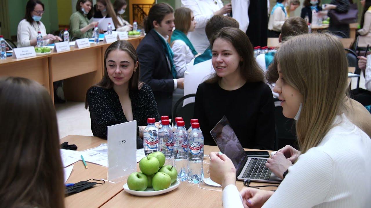 Обогнали студентов в олимпиаде по менеджменту им. Ф.М. Русинова в РЭУ им Г.В. Плеханова