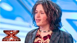 Baixar Luke Friend sings Stand By Me by Ben E. King - Room Auditions Week 1 -- The X Factor 2013