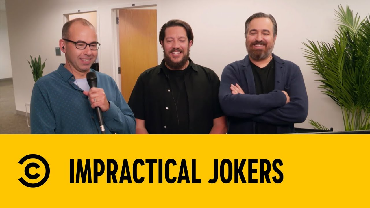 Download 'Velcro Killed My Brother'   Impractical Jokers