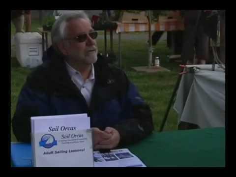 Barry Neville. Sail Orcas (Sustainable Living Fair...
