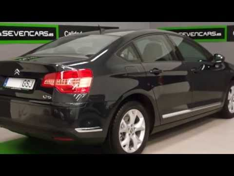 citroen c5 2 0 hdi millenium 140cv youtube. Black Bedroom Furniture Sets. Home Design Ideas