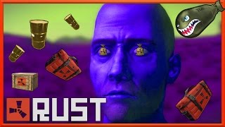 Rust | Skin Unboxing Weapon Barrels, HQ Bag, and More #2 (Rust Unboxing Video)