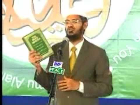 Dr.Zakir Naik - Islam The Solution For Problems of Mankind (Full)
