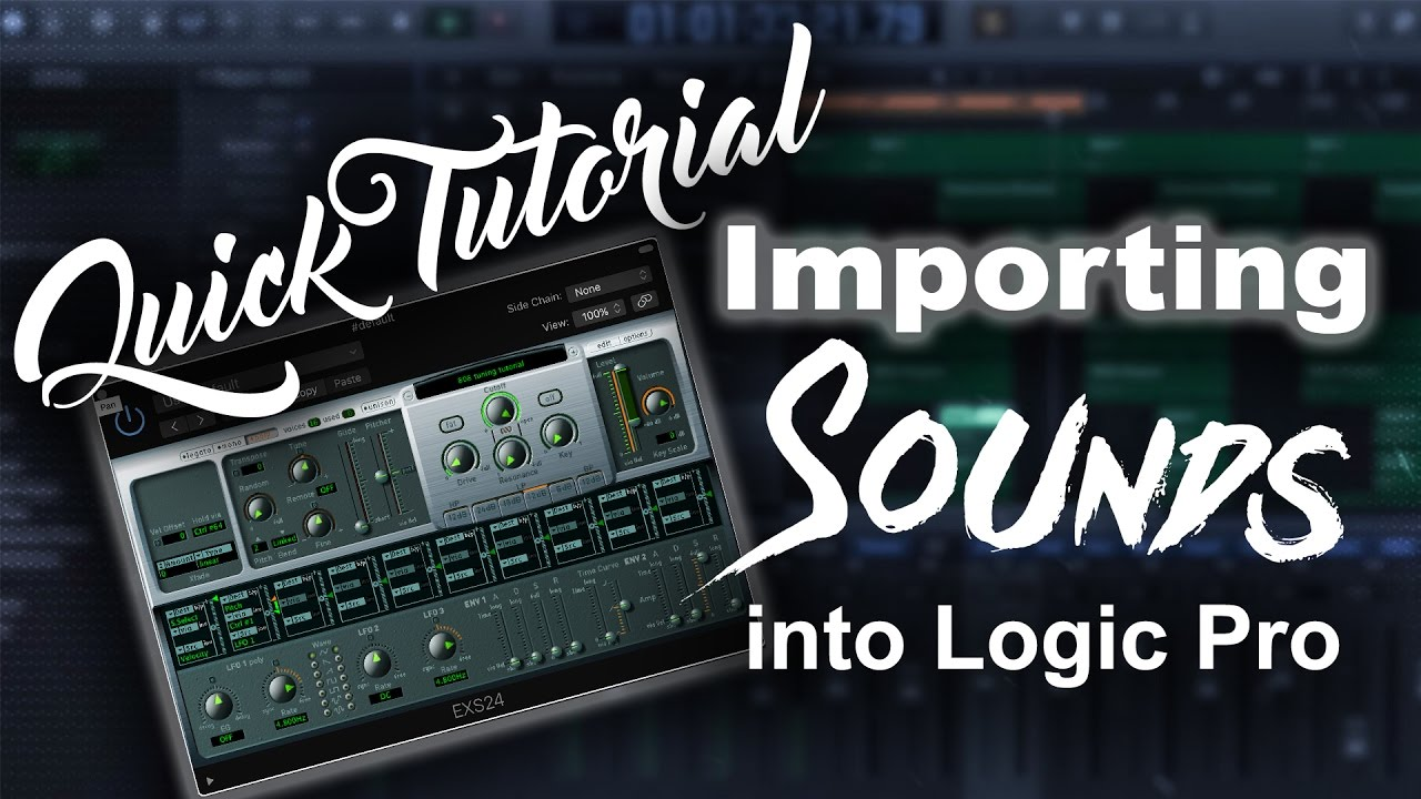 free drum samples for logic pro x