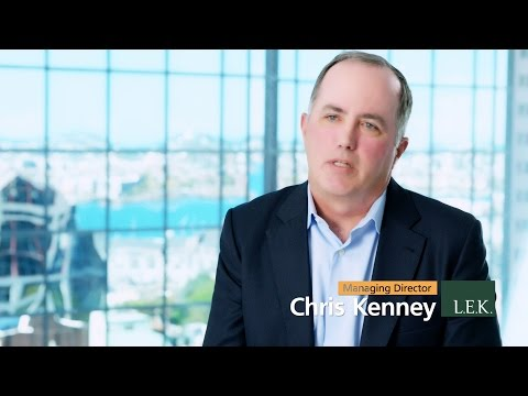 Commercial Excellence Case Study with L.E.K.'s Chris Kenney