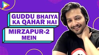 """Ek bhi HOT scene nahi Guddu ke naseeb mein""- Ali Fazal REACTS to this fan comment 