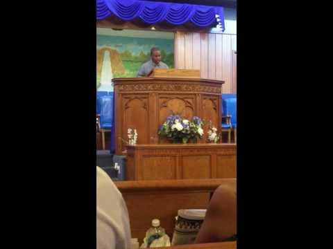 4th Sunday Message Dave Green