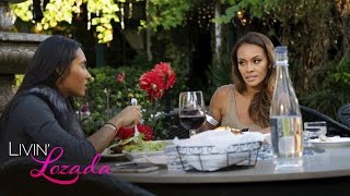 Should Shaniece Move Overseas with Her Boyfriend? Evelyn Weighs In | Livin