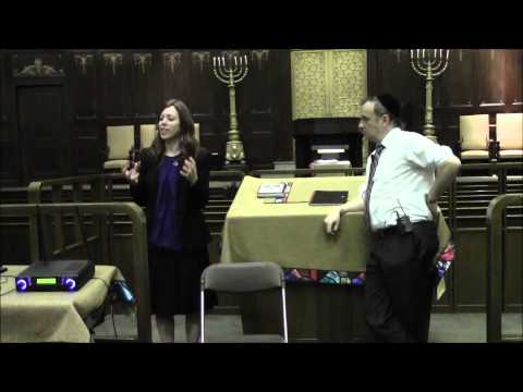 Rabbi Shaul & Chana Rosenblatt: Relationships & Innate Health