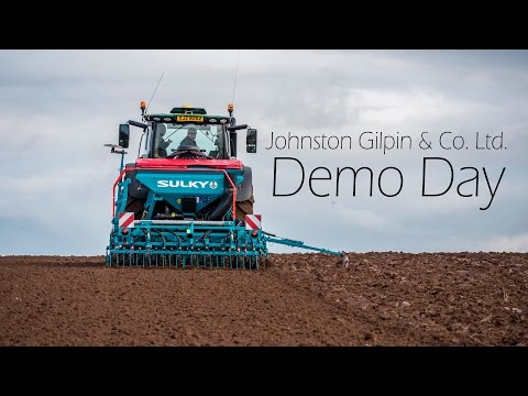 Johnston Gilpin & Co. Ltd. - Demo Day 2016 - 4K