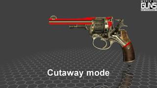How it works: Nagant M1895