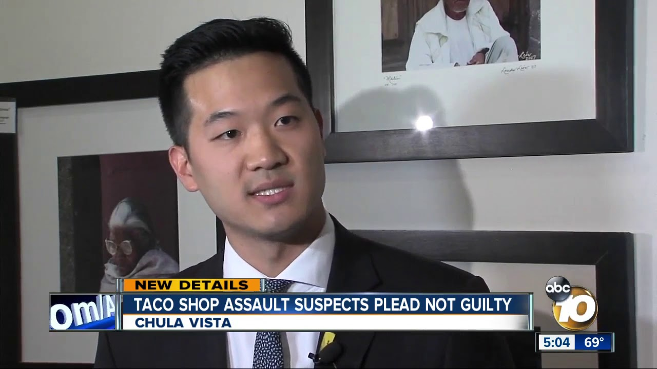 Teens plead not guilty in Chula Vista taco shop beating case