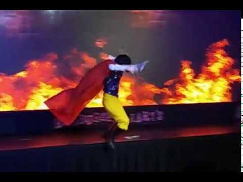 Drag King Phantom as Snow White