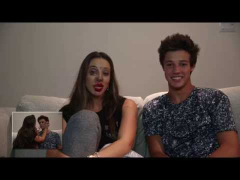 makeup-challenge-with-my-little-brother-cameron-|-sierra-dallas
