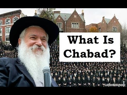 What Is Chabad?
