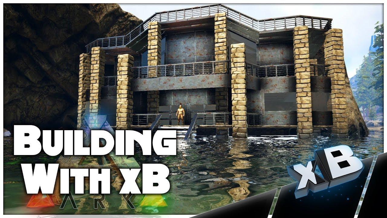 Vanilla vs Structures Plus! :: ARK: Building Basics With xB! :: E04