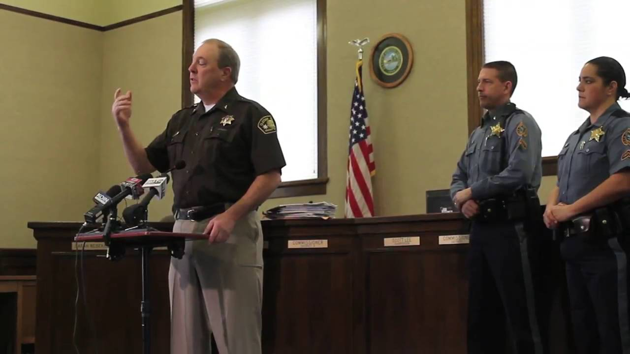 Clatsop County Sheriff Talks About Need For Oregon Sentencing Reform More Jail Beds Youtube