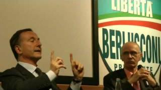 Ministro FRANCO FRATTINI / il ruolo dell'Italia