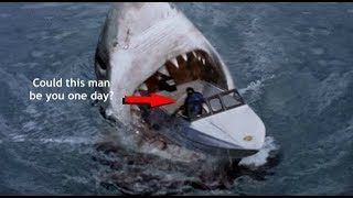 Is It Alive? Megalodon - Caught on Tape - New Documentary 2018