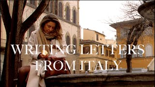 MINDFUL MONTH WRITING 572 GRATITUDE LETTERS IN ITALY