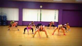 Wipe Me Down Remix dance fitness
