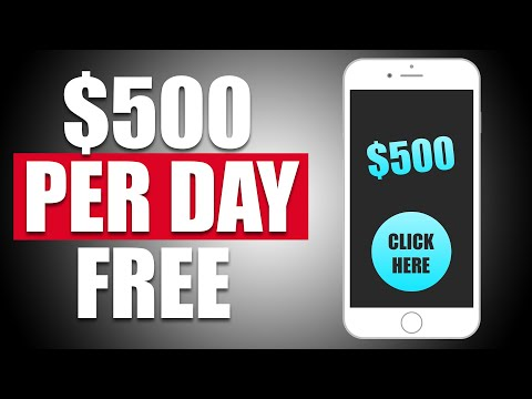 Weird Trick To MAKE $500 PER DAY (Make Money Online)