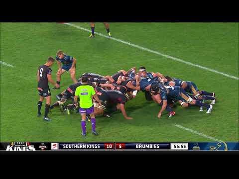 Kurt Haupt - Super Rugby Hooker
