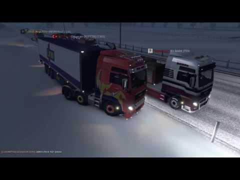 Calais - Duisburg et ses aléas #2 / Panne d'essence devant la station !