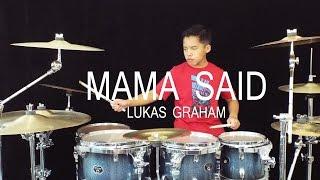 Mama Said Lukas Graham - Drum cover.mp3