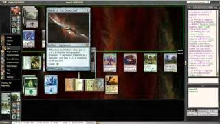 MTGO Legacy Tribal - Eldrazi vs Vampires