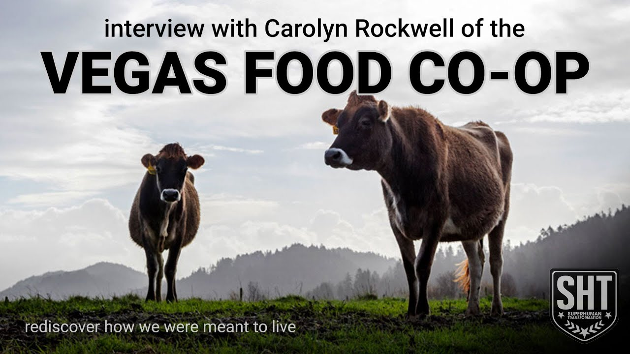 interview with Vegas Food CO-OP