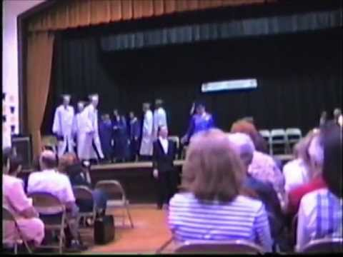 Bunceton High School Graduation 1995