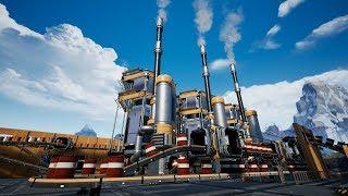 Rafineria na dachu - Satisfactory #24