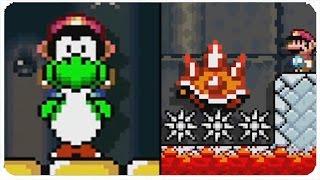 Super Mario Maker - Panga's Game Done Quick Courses