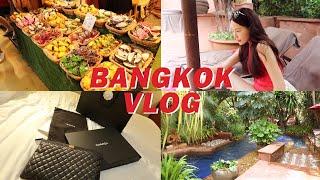 VLOG방콕 여행 브이로그 (쉐라톤 호텔, 페닌슐라 호…
