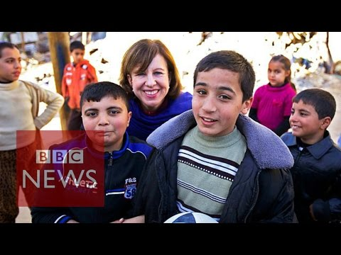Children of the Gaza War - BBC News