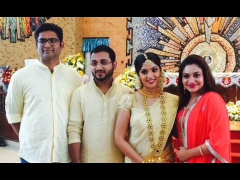 Muktha To Enter Wedlock With Rimi Tomys Brother Rinku Tomy Hot