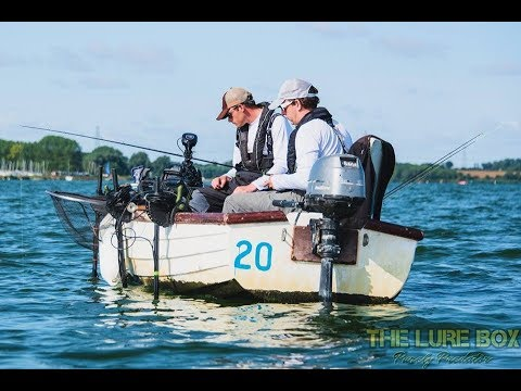 Zander Fishing Grafham - Out-takes
