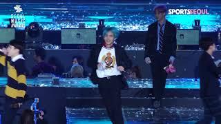 방탄소년단(BTS) 서울가요대상 대상 앵콜무대