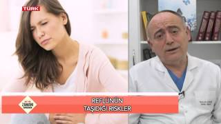 Medicana Avcılar Hastanesi Op. Dr. Ali Çalıkuşu Konu: Reflü Hastalığı