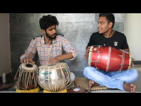 Cutiepie - Ae Dil Hai Mushkil (Tabla & Dholak Cover) Headphones Recommended