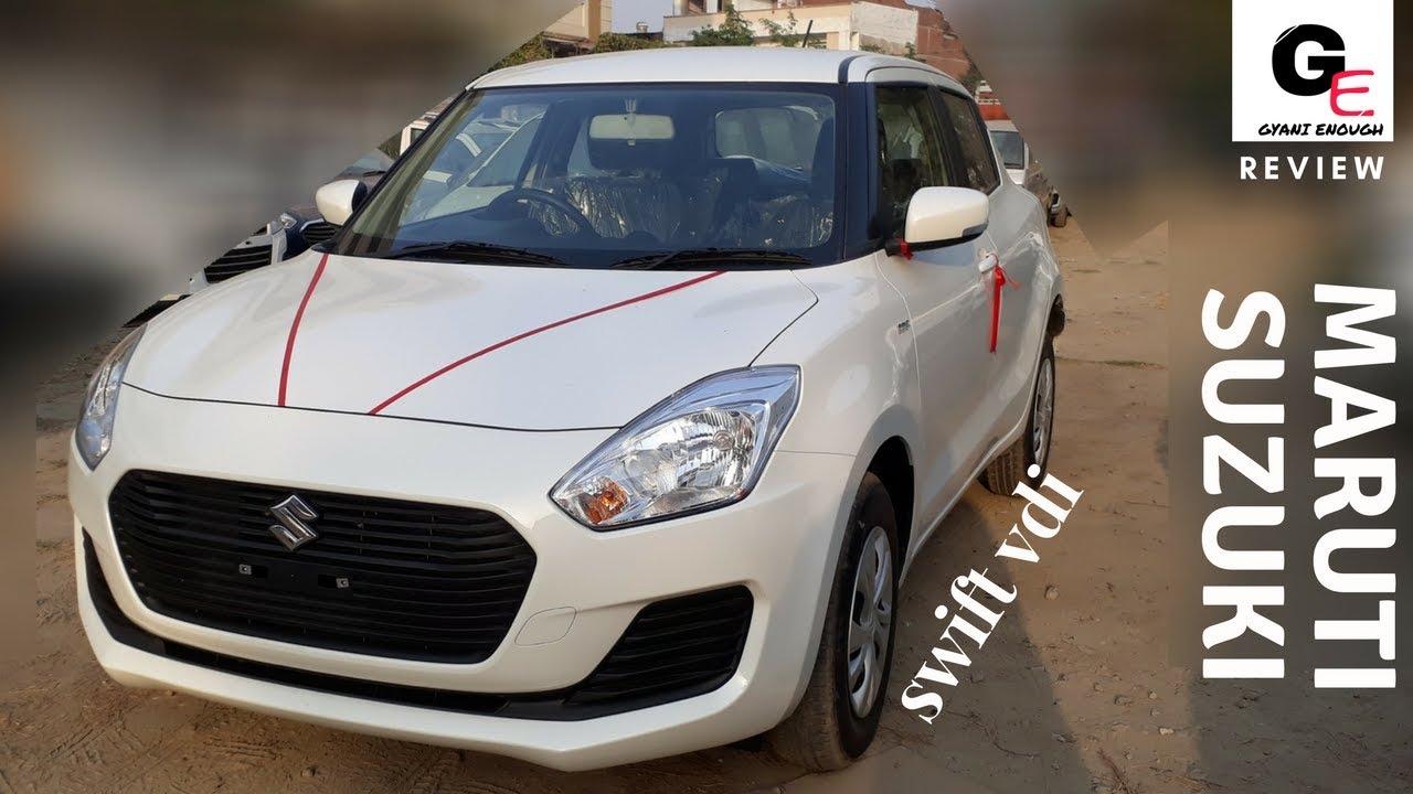 Maruti Suzuki Swift Vdi 2018 Edition Most Detailed Review In Hindi