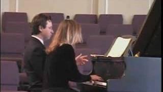 Mozart Piano Sonata 4 Hands K358 3rd Mvt-Molto presto
