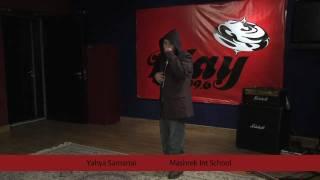 Gambar cover Yahya Samarrai From Mashrek International School auditions for the Play 99.6 All Schools Talent Show