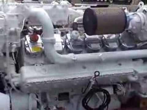 Strike Marine Salvage Sales 1 Used Man V12 1224 Marine