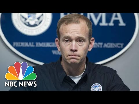 FEMA Chief Brock Long Fears 'Hurricane Amnesia' After Michael | NBC News