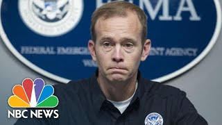 FEMA Chief Brock Long Fears \'Hurricane Amnesia\' After Michael | NBC News