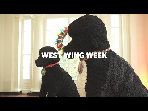 "Thumbnail: West Wing Week: 12/02/16 or, ""Push a Button and it's Electrified!"""